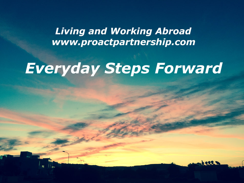 Everyday Steps Forward