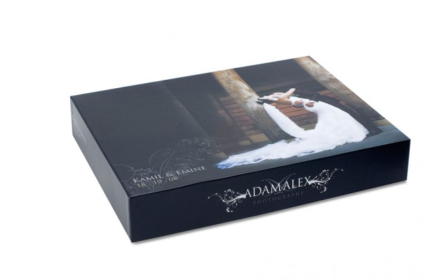 Bespoke High End Print boxes Complete With 15 Prints