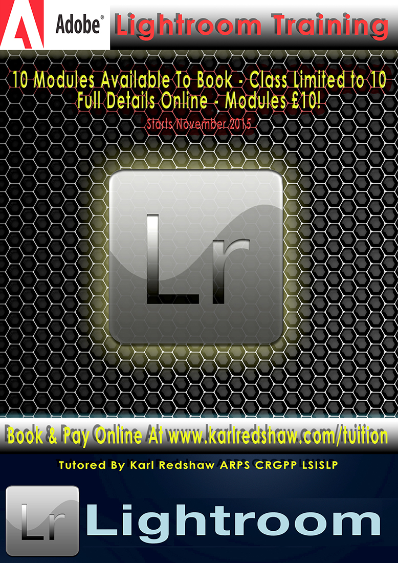 Lightroom Modules Course