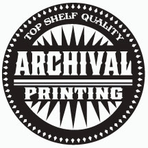Archival Printing