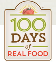 As seen on 100 Days of Real Food