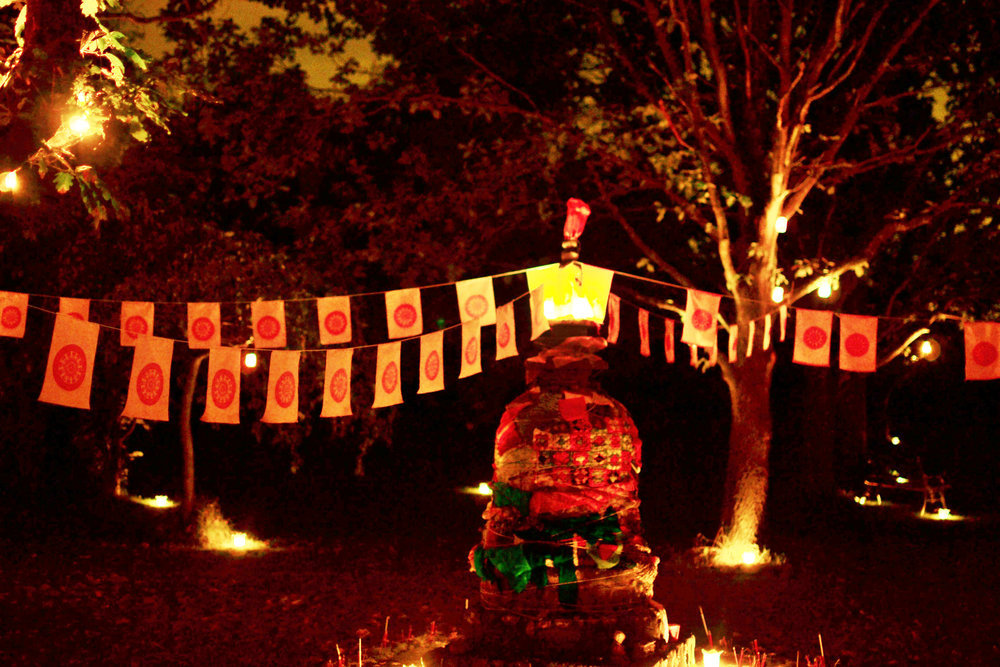 stupa at night.JPG
