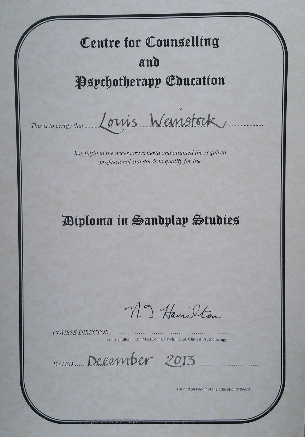 Diploma Sandplay.jpg