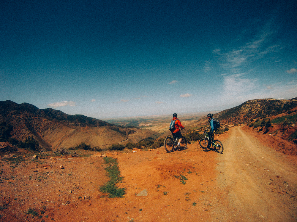 Cycling Atlas Mountains Morocco Voyage Collective billie Norman