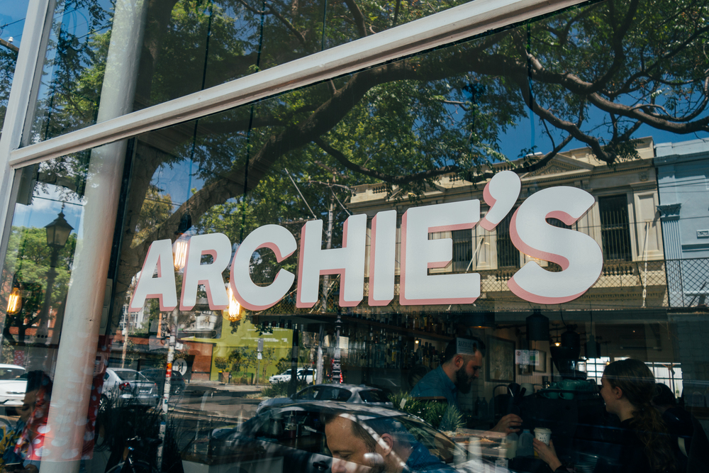 archies sign