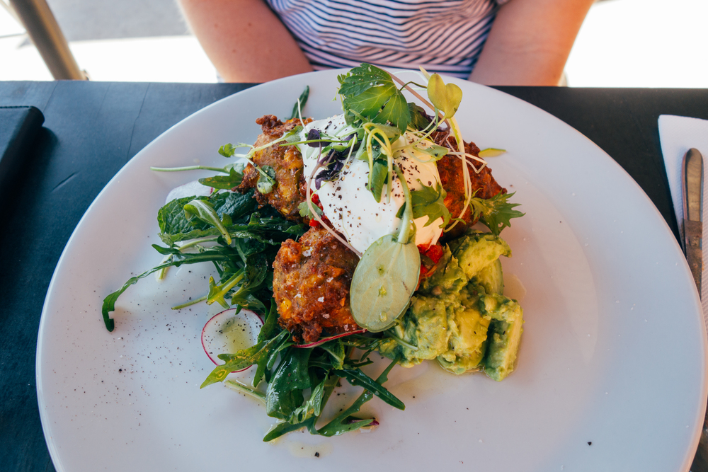 chilli corn fritters lucy lockett