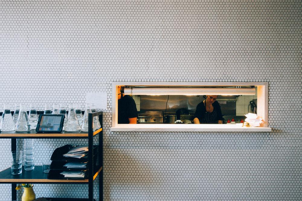 serotonin eatery interior