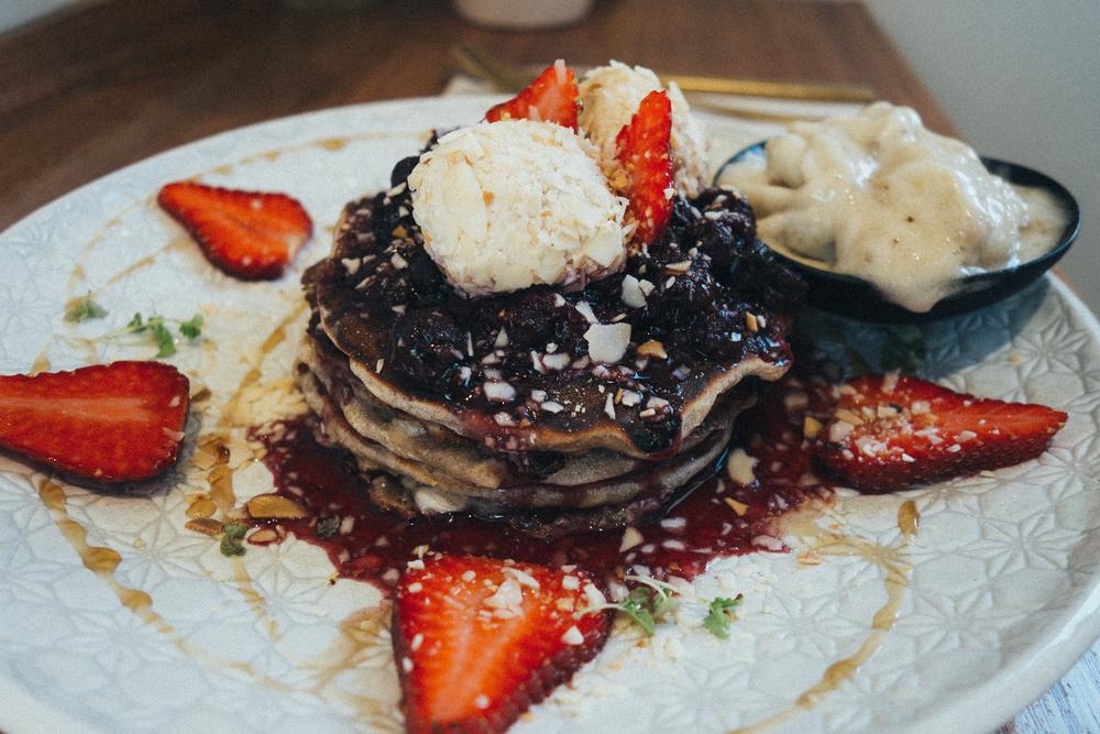 serotonin eatery positive pancakes