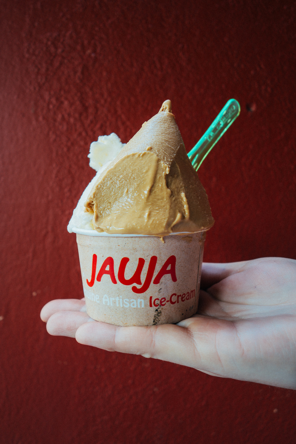 helados jauja ice cream tub