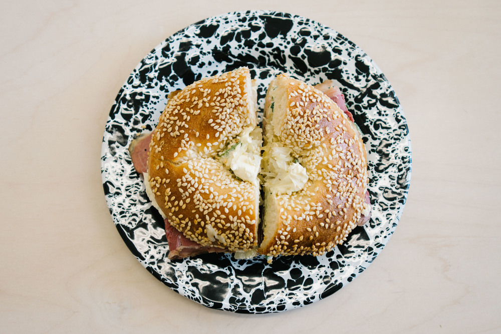 Mile End Bagels Voyage Collective Billie Norman