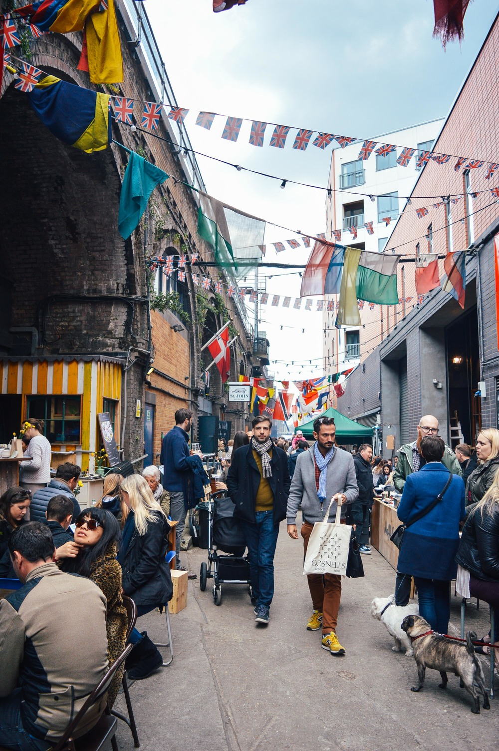 Maltby Street Voyage Collective Fi McCrindle
