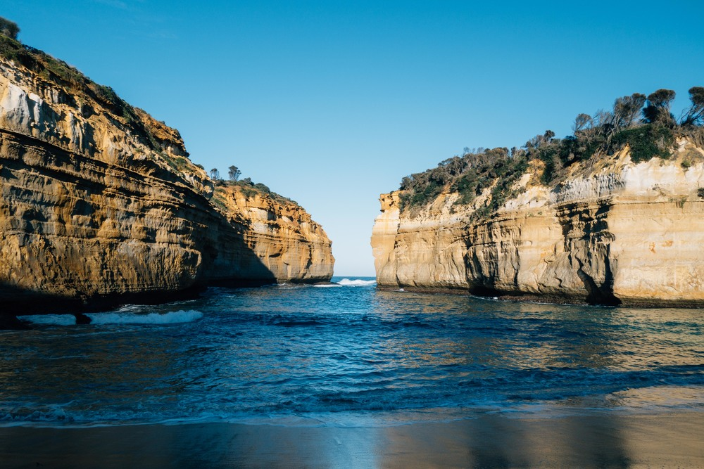 Loch Ard Gorge Great Ocean Road Melbourne Voyage Collective Billie Norman