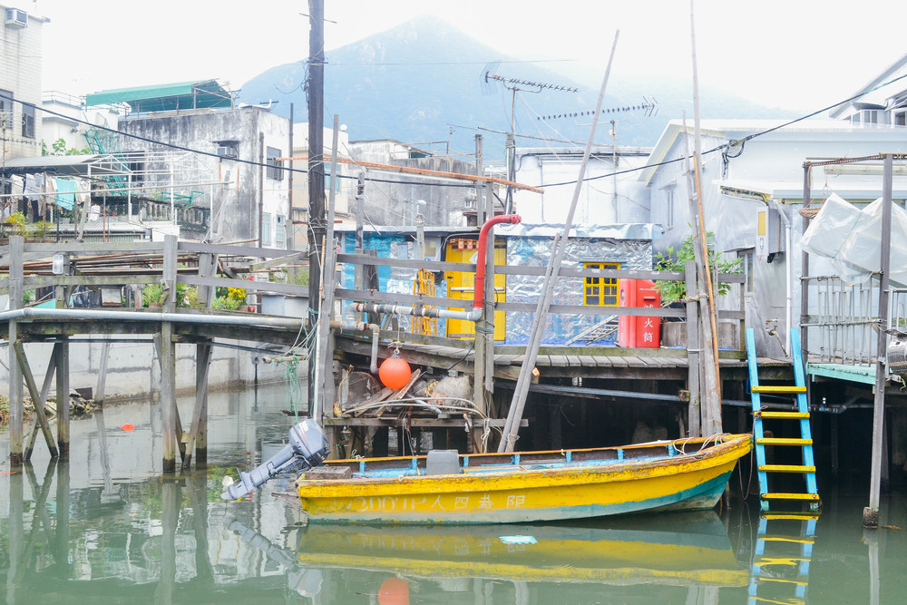Tai O Hong Kong Voyage Collective Billie Norman