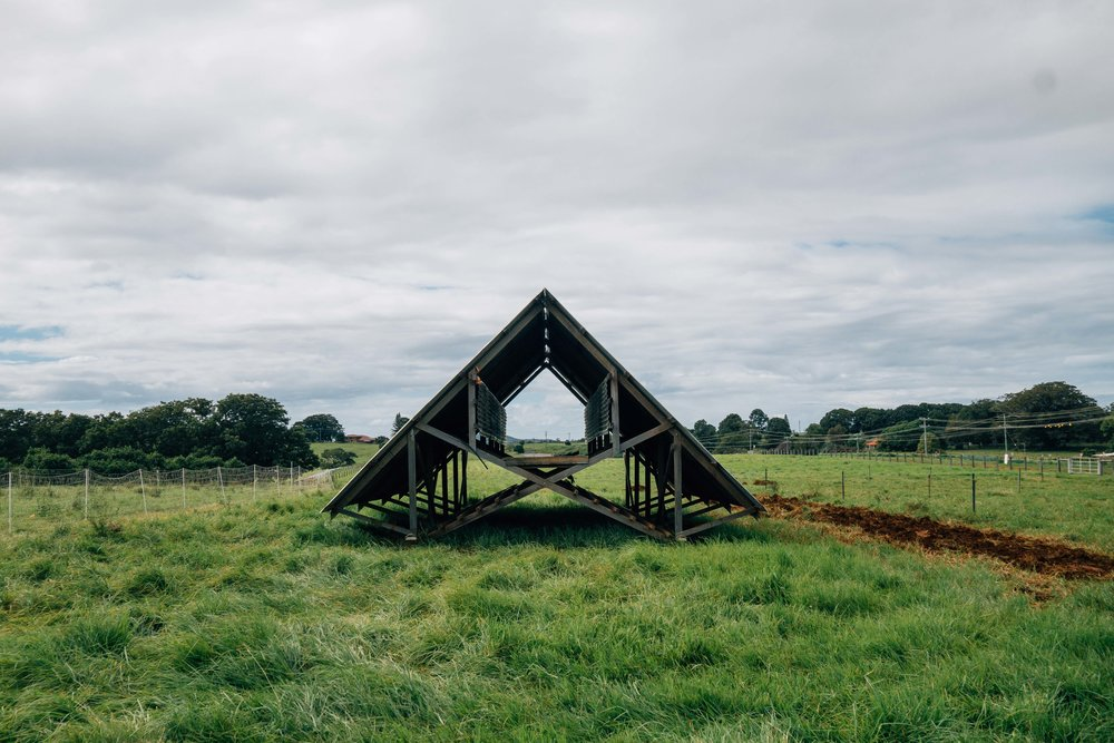 A-Frame The Farm Byron Bay Voyage Collective Billie Norman