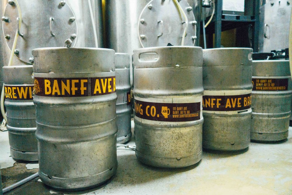 Banff Ave Brewing Company Banff Voyage Collective Billie Norman
