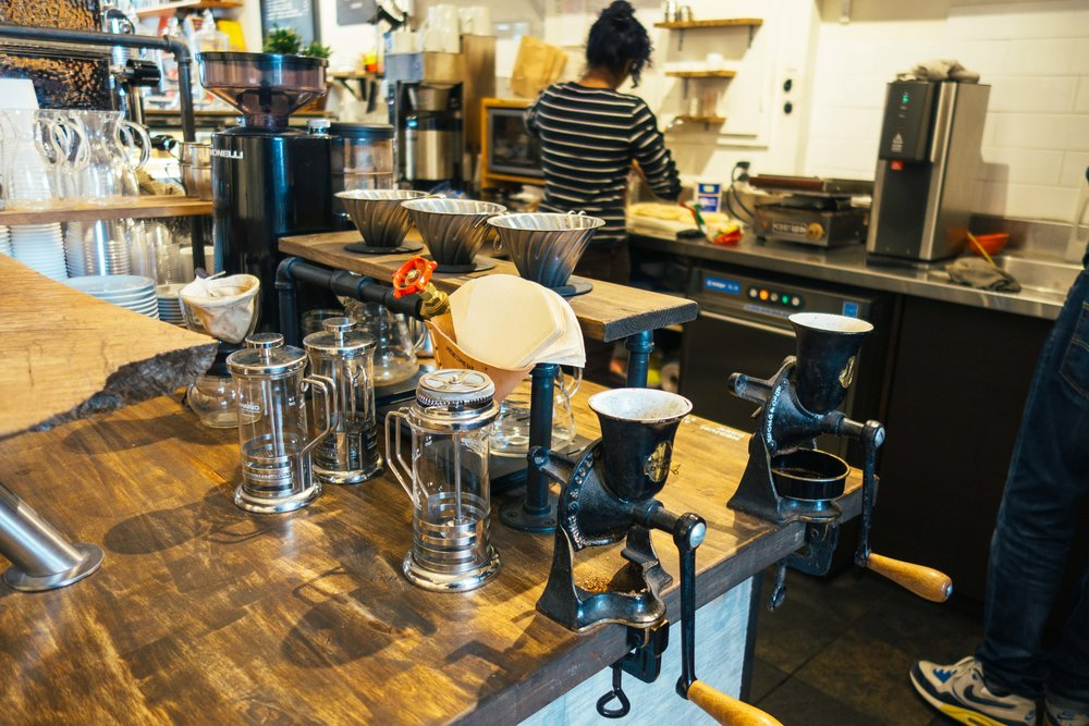 Aperture Coffee Bar Vancouver Voyage Collective Billie Norman