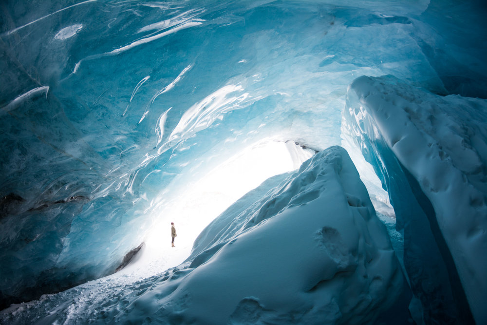 Athabasca Glacier Icefields Parkway Alberta Voyage Collective Sam Hobley Photography