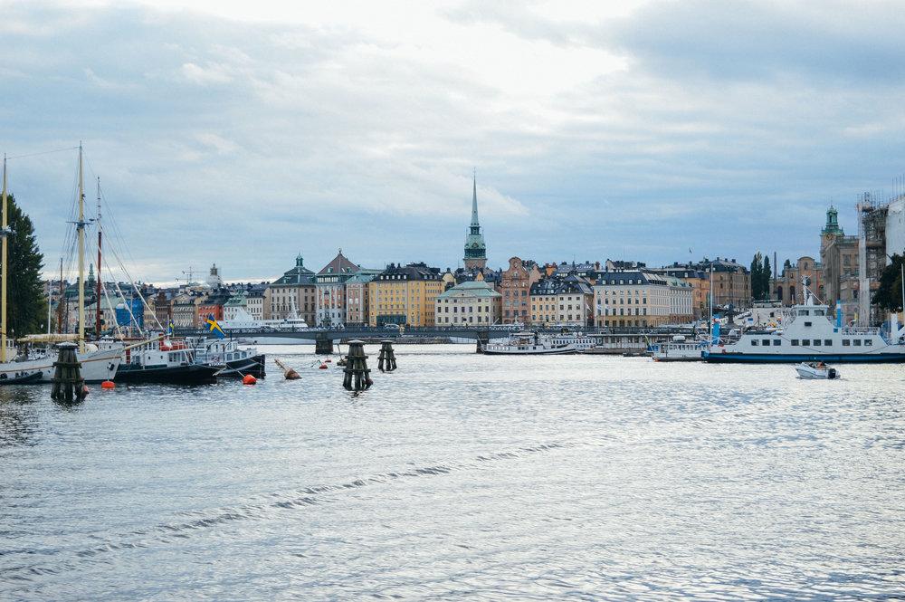 Stockholm Sweden Voyage Collective Fi McCrindle
