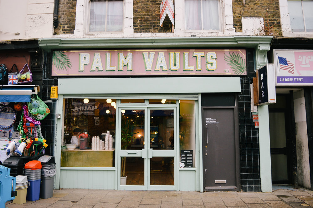 Palm Vaults Fi McCrindle Voyage Collective
