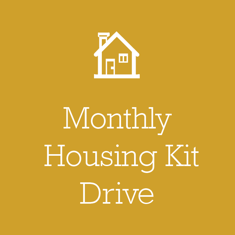 Monthly Housing Flyer with Items Monthly Housing  Facebook Profile Monthly Housing Facebook Cover