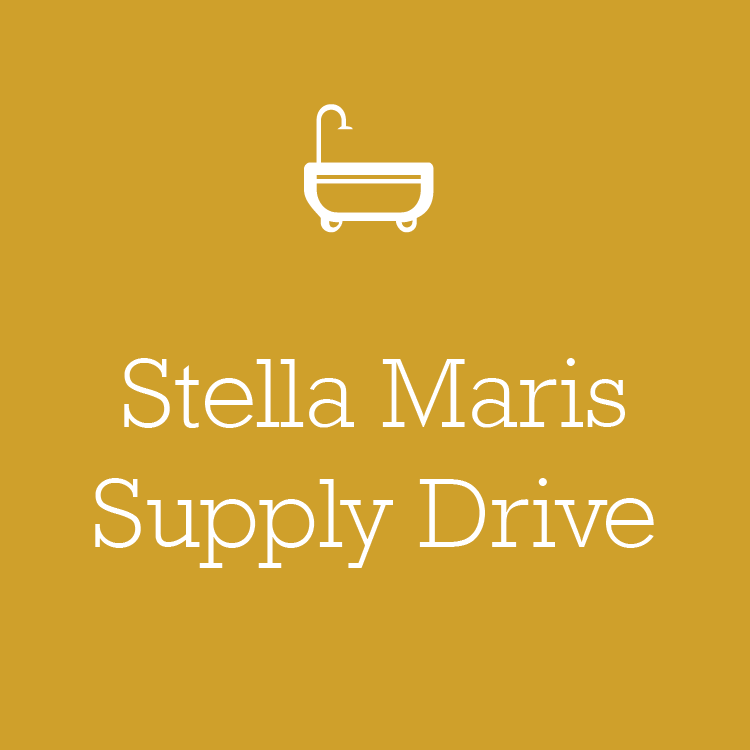 Stella Maris Flyer with Items     Stella Maris Facebook Profile   Stella Maris Facebook Cover