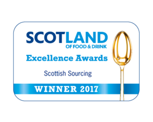 Winner 2017 for Scottish Sourcing