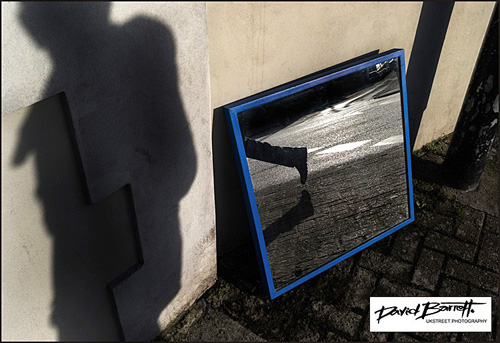 Blue Frame No 2.