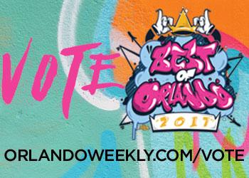 Orlando Weekly 2017 Best of Orlando
