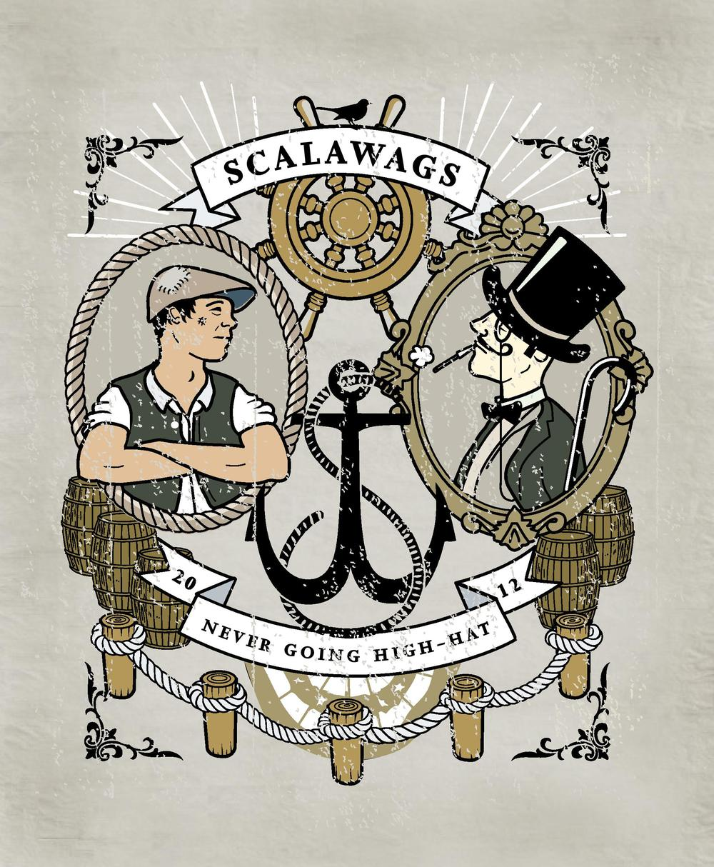 History — Scalawags Heritage Apparel