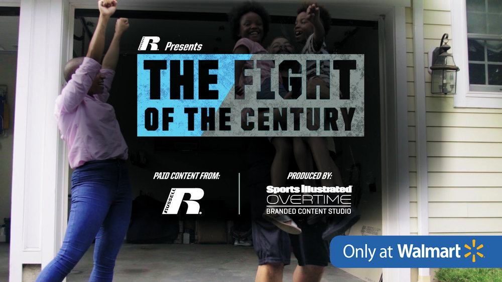 RUSSELL presents THE FIGHT OF THE CENTURY