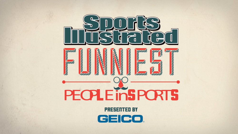FUNNIEST PEOPLE IN SPORTS Presented by Geico