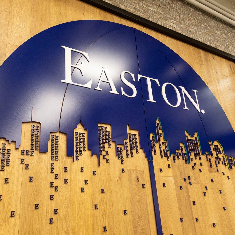 EASTON MANAGEMENT SERVICES