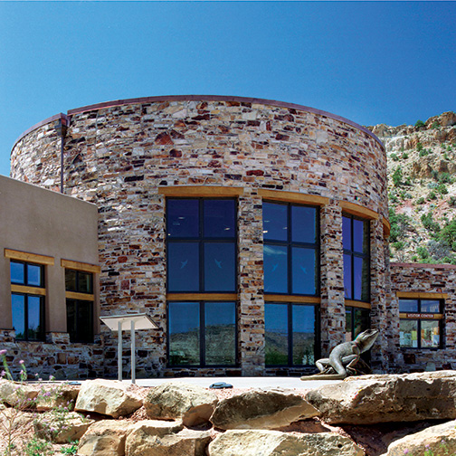 GRAND STAIRCASE - ESCALANTE NATIONAL MONUMENT VISITOR CENTERS