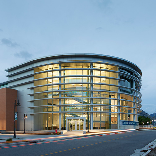 UTAH STATE UNIVERSITY HUNTSMAN SCHOOL OF BUSINESS ADDITION
