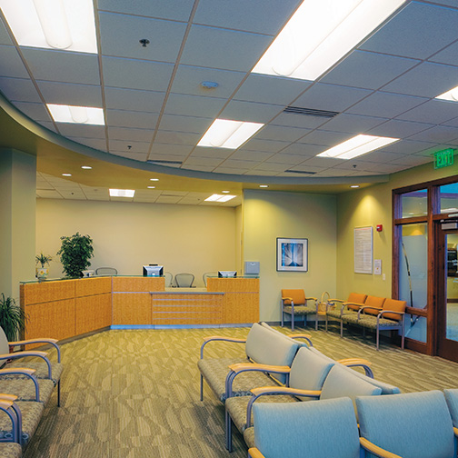 VA DENTAL AND AUDIOLOGY SUITE REMODEL