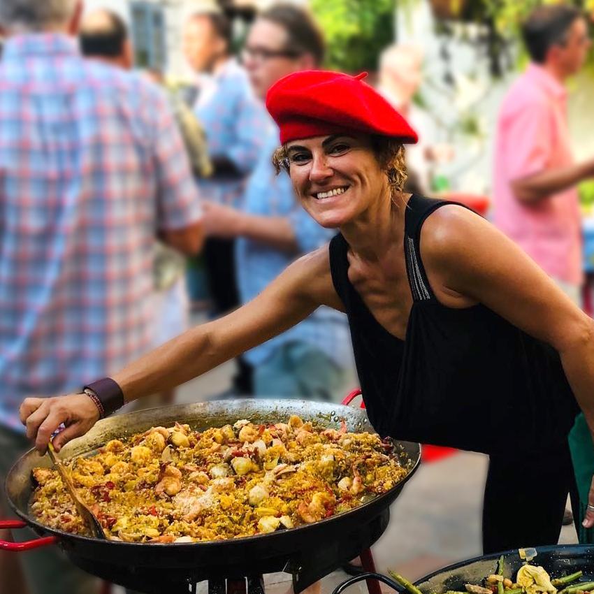 Paella Lifestyle Noelia Murias