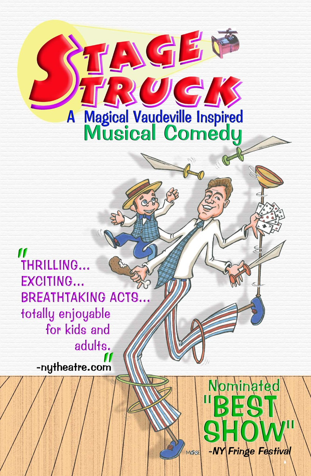 Stage Struck Postcard CO.jpg