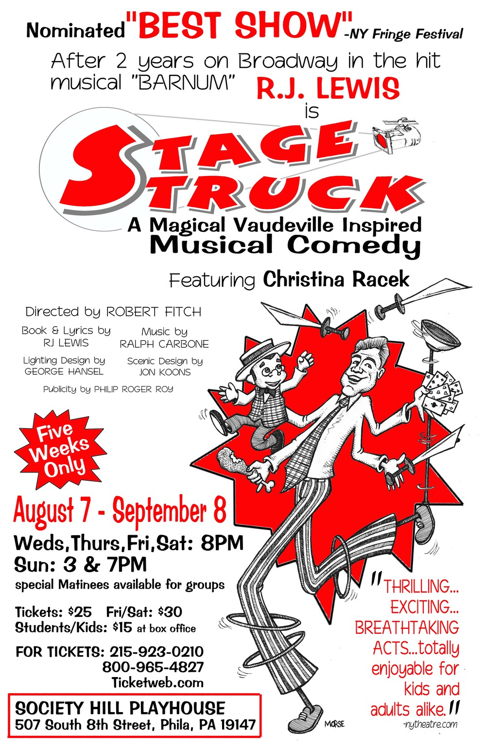 Stage Struck Poster 2colorX.jpg