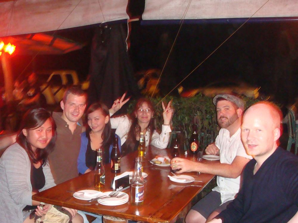 Edhance crew back in 2010.