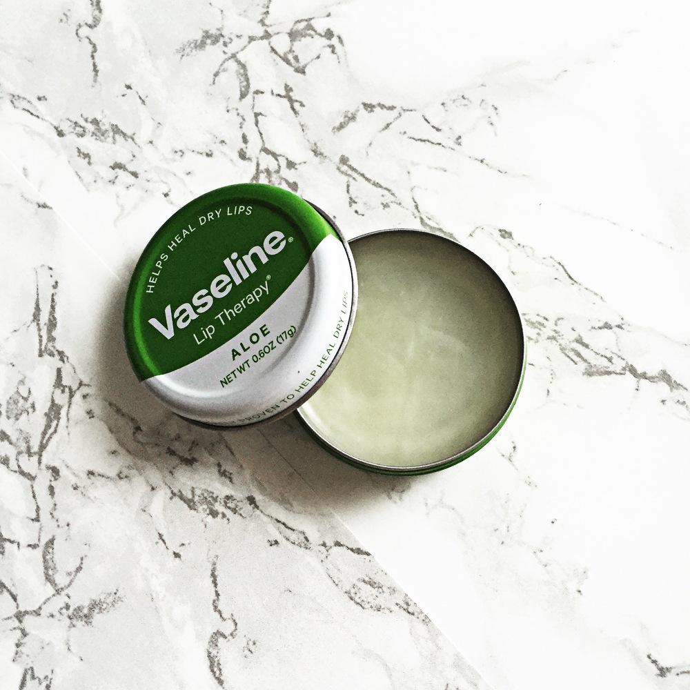 vaseline, gigi new york, vaselinexgigi, beauty, vaseline lip therapy, vaseline lip tins, skincare