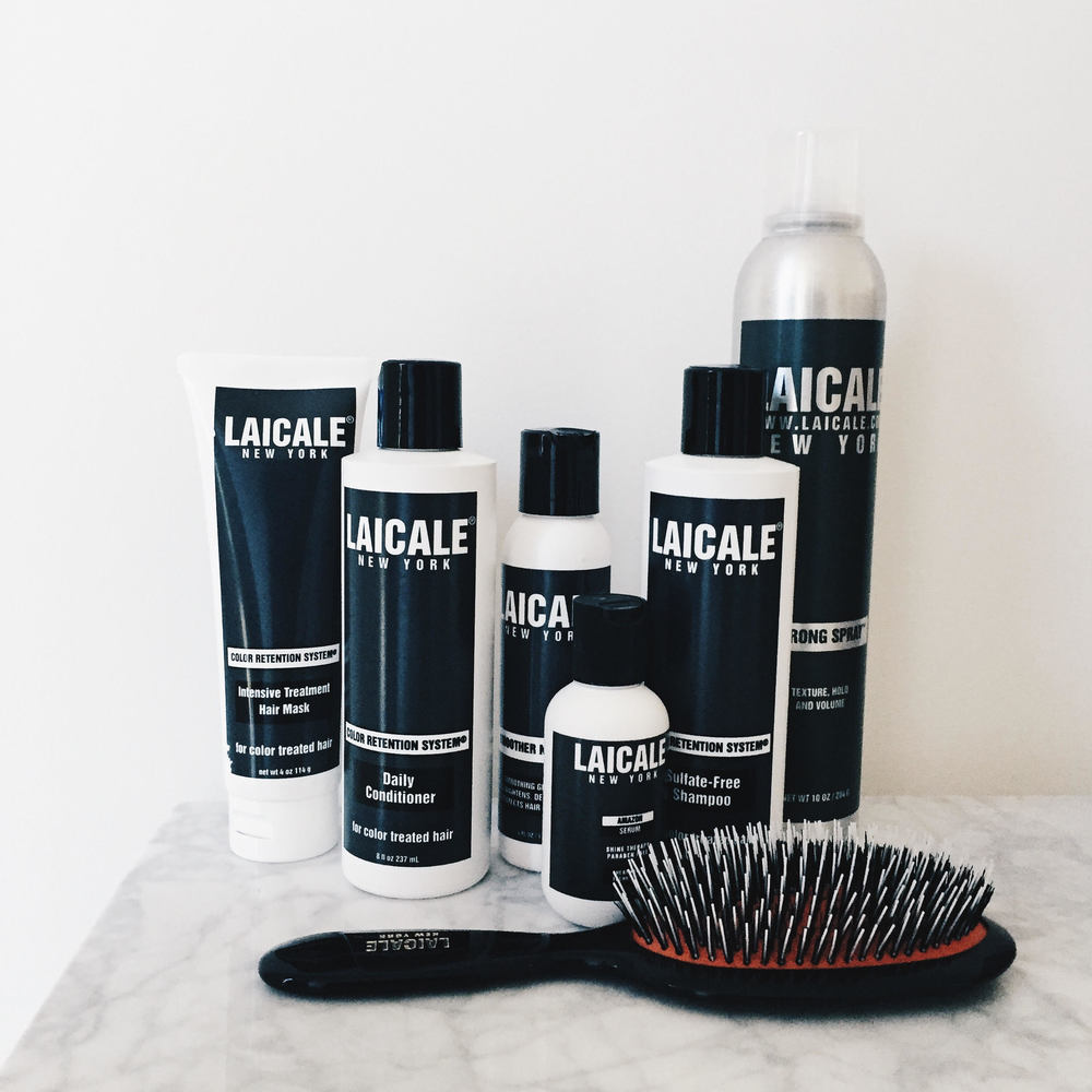 laicale soho, simone saint laurent, color treated hair, arushi khosla, arushi.co
