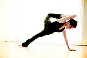 Daphne Larkin Yoga