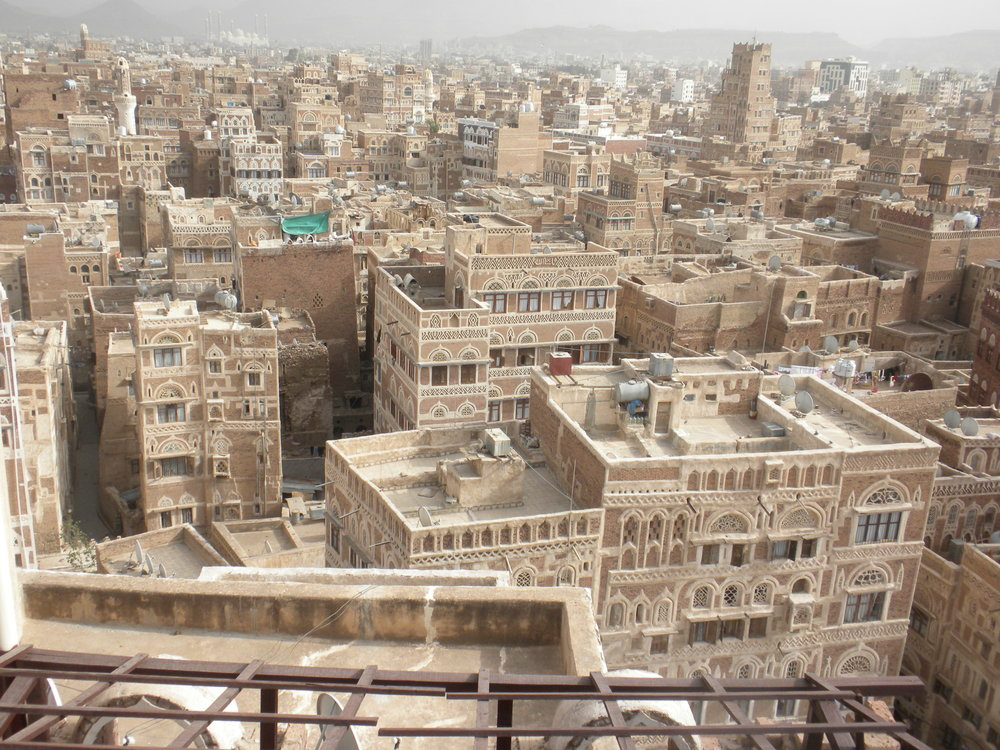 YEMEN PEACE PROJECT - Partnering with Visible Resistance, we re-designed and re-launched the Yemen Peace Project website, blog and podcast in February 2017.