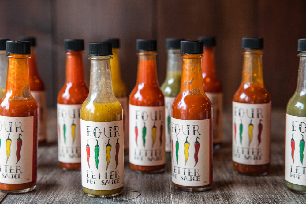 four letter hot sauce