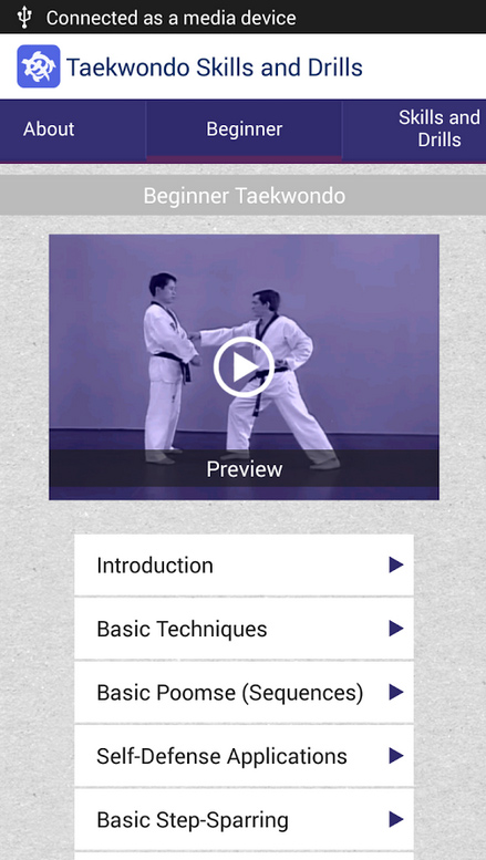 Free instructional content from every program when you download the app