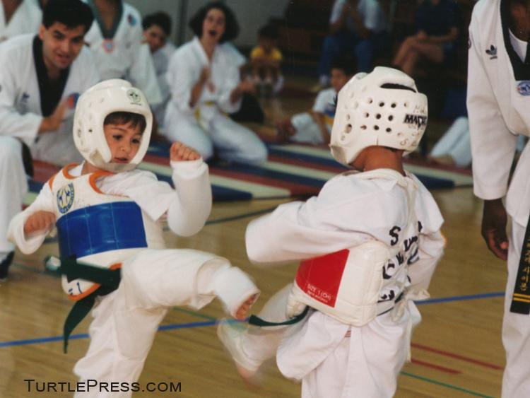 Fun Martial Arts Drills and Games -- Turtle Press