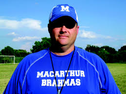 Ben Cook, MacArthur Head Football Coach