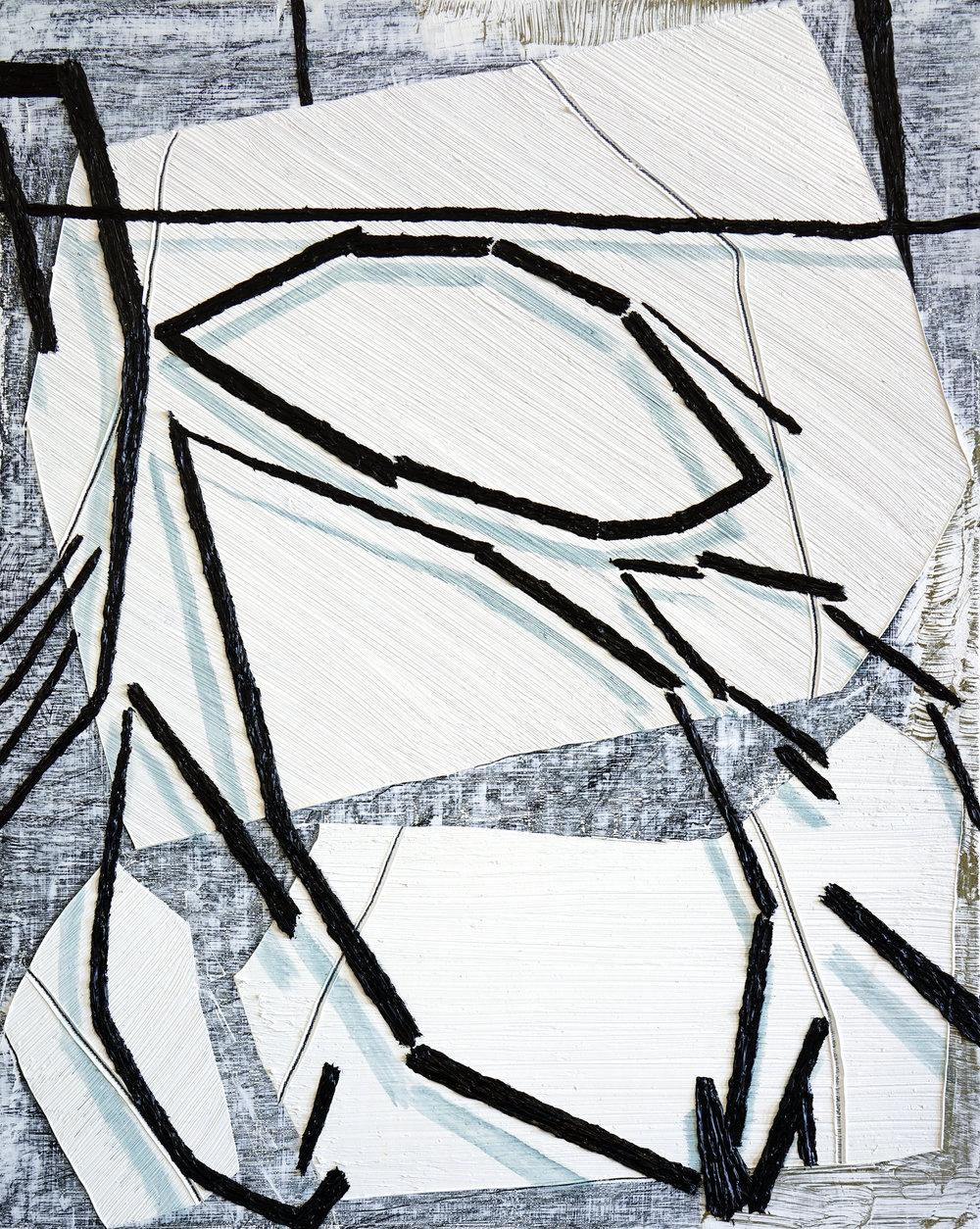 "2017             24""x18""                Oil on Panel"
