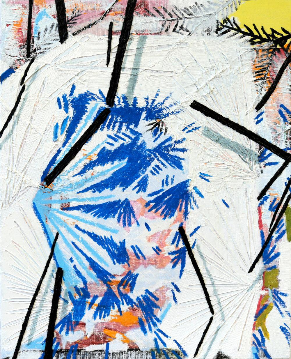 "2016             20""x16""                Oil on Linen"