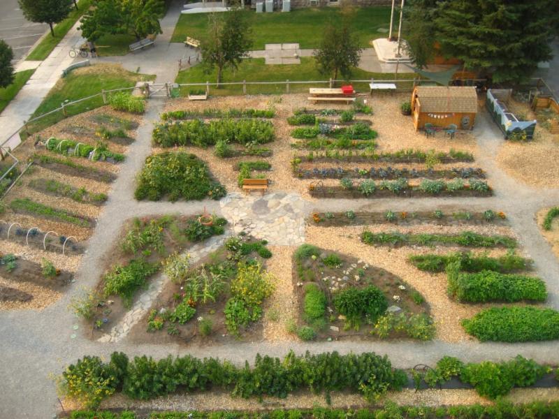 The Hope Garden, Hailey, Idaho